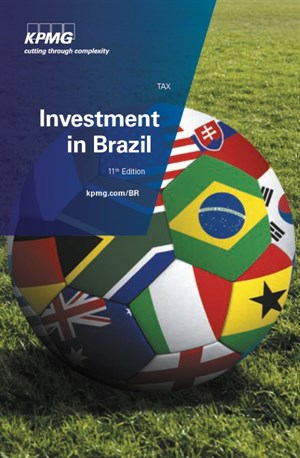 KPMG Investment In Brazil PDF Cover